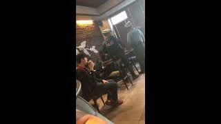Black Guys Arrested in Starbucks