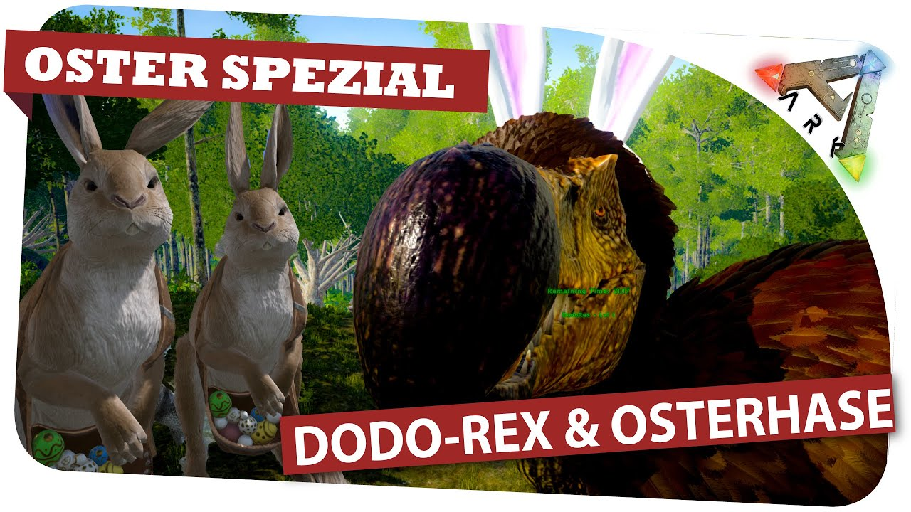 Ark survival evolved spotlight oster event bunny dodorex ark ark survival evolved spotlight oster event bunny dodorex ark survival evolved gameplay youtube malvernweather Image collections