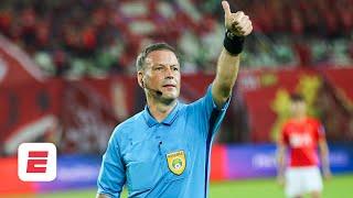 Mark Clattenburg admitting referees favoured Man United is ASTONISHING - Shaka Hislop | ESPN FC