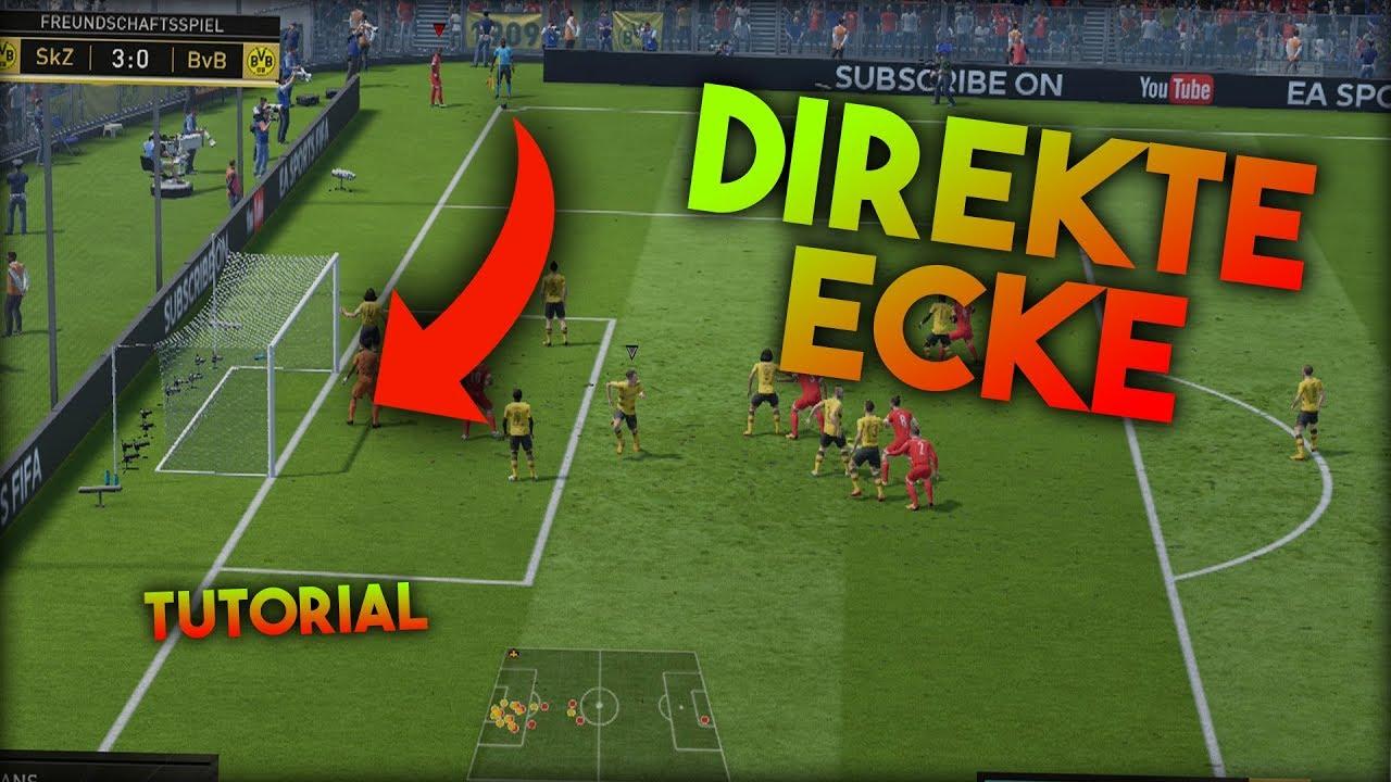Fifa 18 Ecken