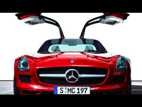 Mercedes Benz SLS AMG - FLDetours