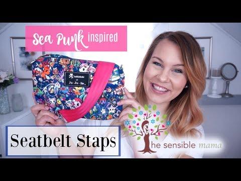 Seatbelt Straps & Ju-Ju-Be Sea Punk! |  The Sensible Mama