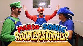 Mario and Sonic: Noodles Caboodles