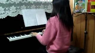 apple~鋼琴發表~Jamaica Farewell