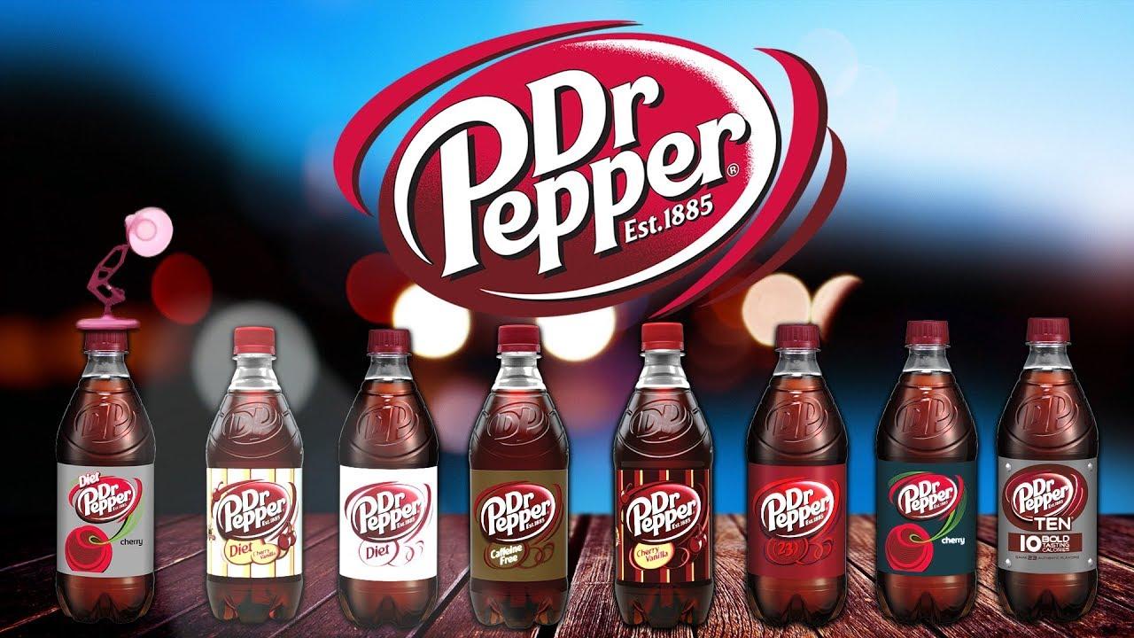 Dr Pepper Lamp : Dr pepper soft drink spoof pixar lamps luxo jr logo