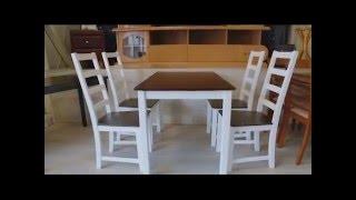 видео Купить раскладной обеденный стол-трансформер в Калининграде