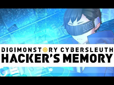 Digimon Story Cyber Sleuth - Hackers Memory Release Date Trailer PS4/PSVita HD | PureGaming