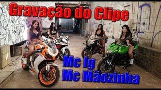 Baixar GRAVAÇÃO DE CLIPE DE FUNK COM A FIONA - Z750 - CANAL DO ALEMÃO