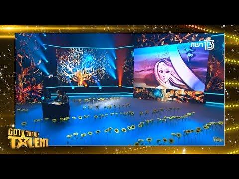 אילנה יהב במופע חול מרגש ועוצמתי בערב הגמר