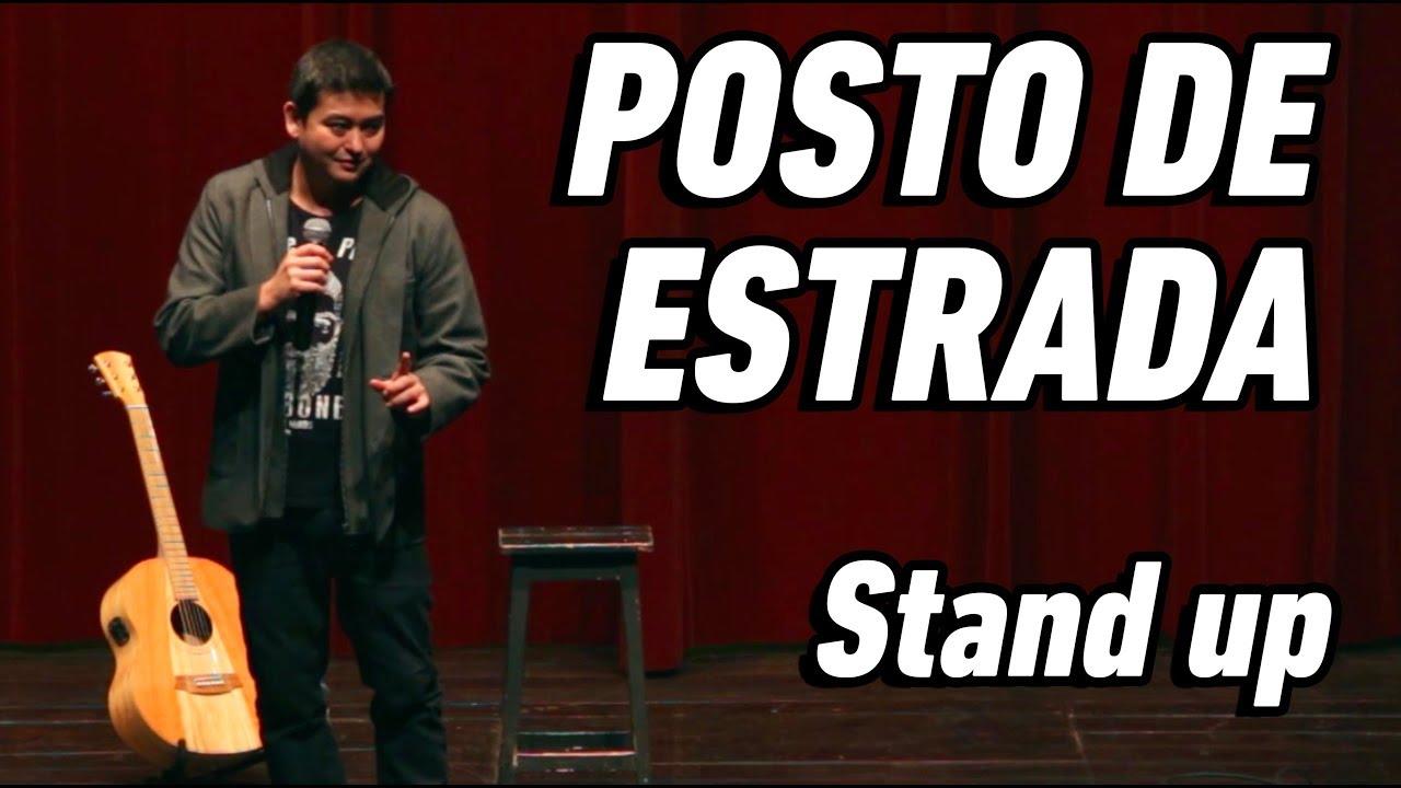 POSTO DE ESTRADA - Stand Up Comedy - André Santi