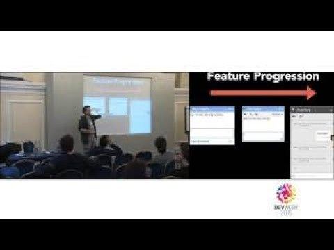 Patterns and practices for building enterprise scale HTML5 apps Phil Leggetter
