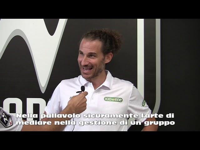 Zappaterra: il coach assessore della Kioene Padova
