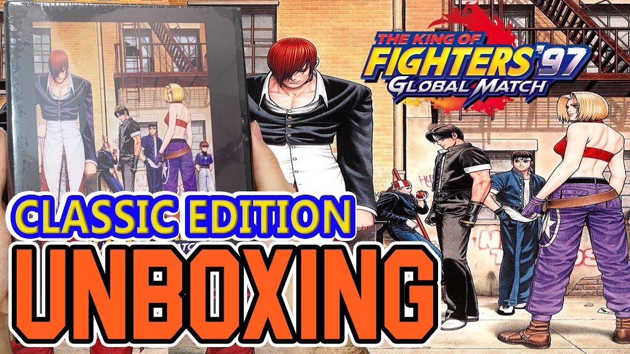 The King Of Fighters 97 Global Match Classic Edition Ps4