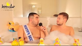 Jaja (Secret Story 10) dans le bain de Jeremstar - INTERVIEW