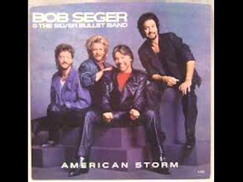 """Download BOB SEGER """"AMERICAN STORM"""" LIVE 10/8/86"""