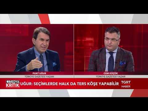 Medya Kritik - Fuat Uğur - Cem Küçük - 15  Kasım 2018