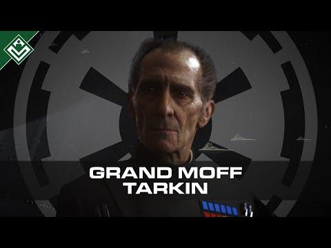 Grand Moff Tarkin | Star Wars | Dossier
