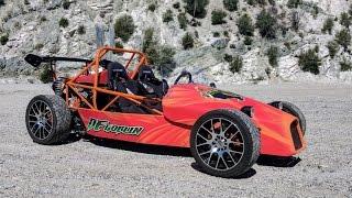 2017 DF Goblin Kit Car - One Take