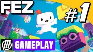 FEZ PC Gameplay Walkthrough - Part 1