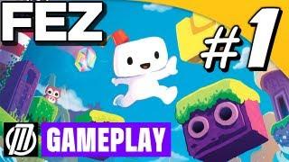 FEZ PC Gameplay Walkthrough - Part 1