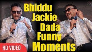 Jackie Shroff Funny Moments Back To Back   Bhiddu   Jaggu Dada Funny