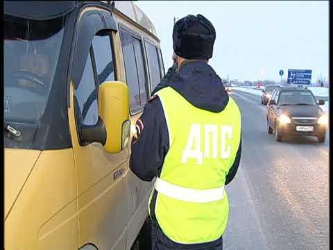 GIBDD against shuttle bus for Chelyabinsk 3 19