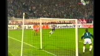 1996 September 26 Red Star Belgrade Yugoslavia 4 Kaiserslautern Germany 0 Cup Winners Cup