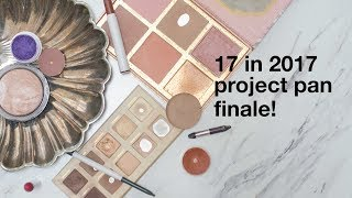 17 in 2017 Project Pan Finale | morerebe