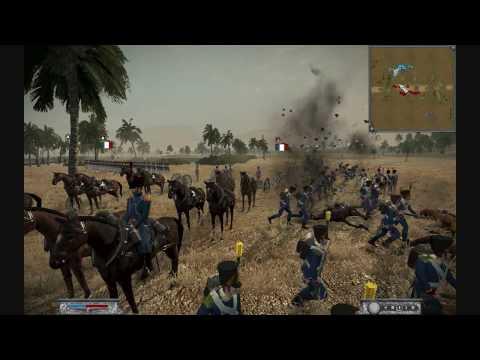 Napoleon Total War Online Battle #001: Great Britain vs France