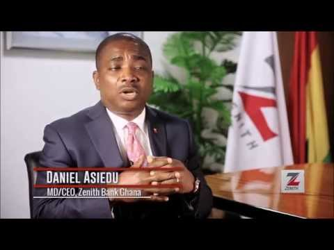 The Banking Experience - Zenith Bank Ghana Limited
