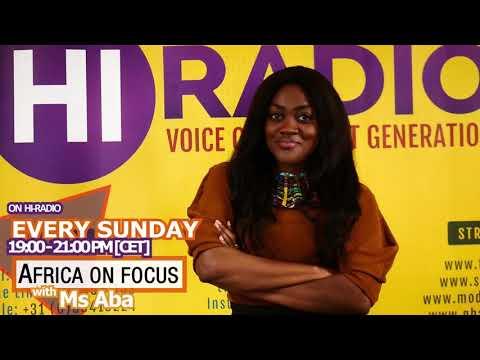 Ms.aba presents: Africa on Focus on Hi-Radio