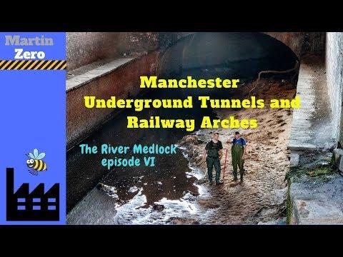 Manchester Underground Tunnels