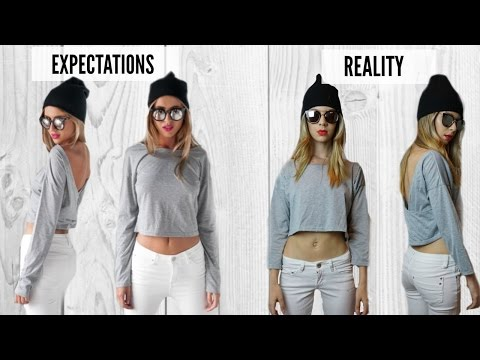 Expectations VS Reality EBAY