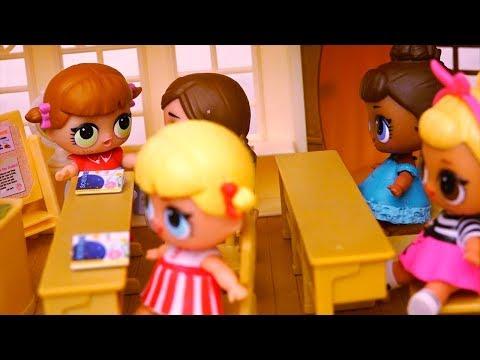 Bonecas LOL Surpresa Wave 2 Series 1 - Uma...