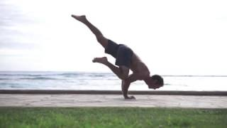 Mountain Climber Yoga Progression