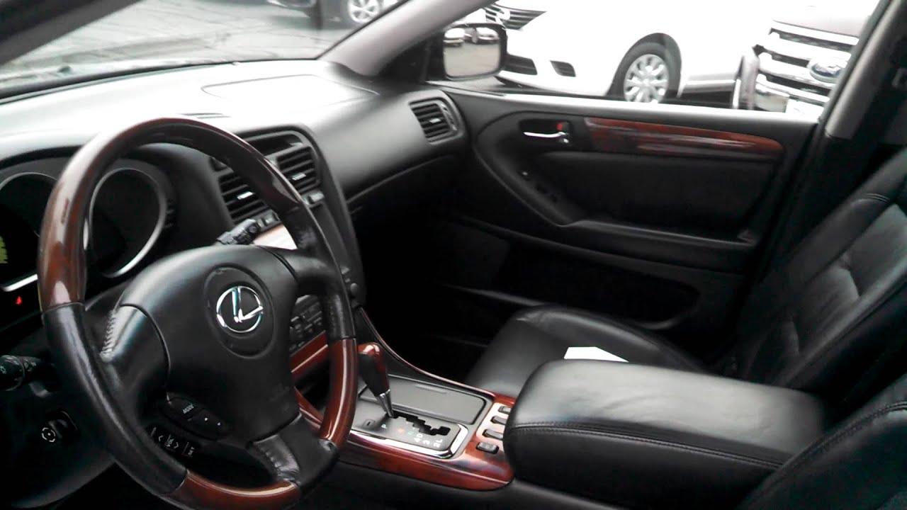 2004 Lexus GS 430 - YouTube