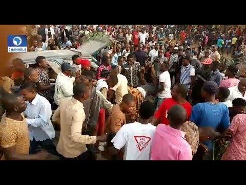 Alleged Herdsmen Killing Of 33 Persons Spark Protest In Benue