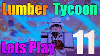 [ROBLOX: Lumber Tycoon 2] - Lets Play Ep 11 - The Maze/Electric Tree Adventure!