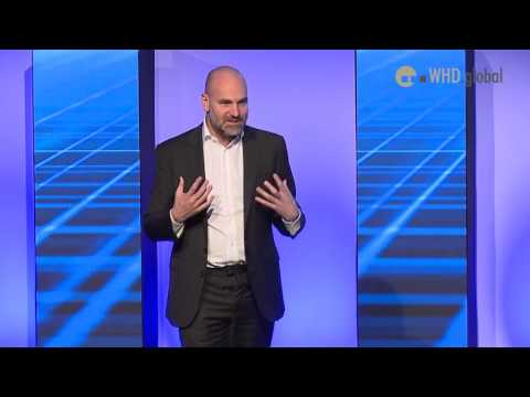 WHD.global 2016 - Charting New Territory - A Talk With Mark Shuttleworth
