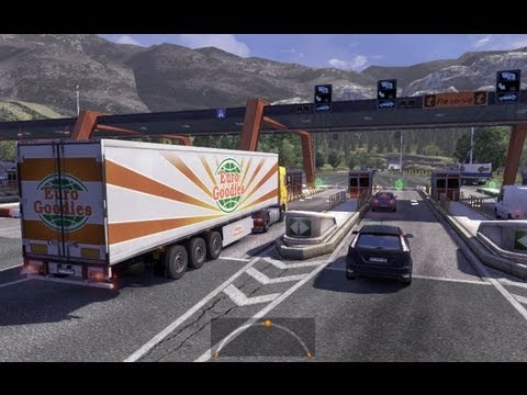 Lets Play Euro Truck Simulator 2 #1 (Новая фура)