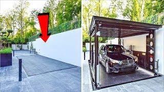 4 soluzioni di parcheggio incredibili che renderebbero la vita più semplice