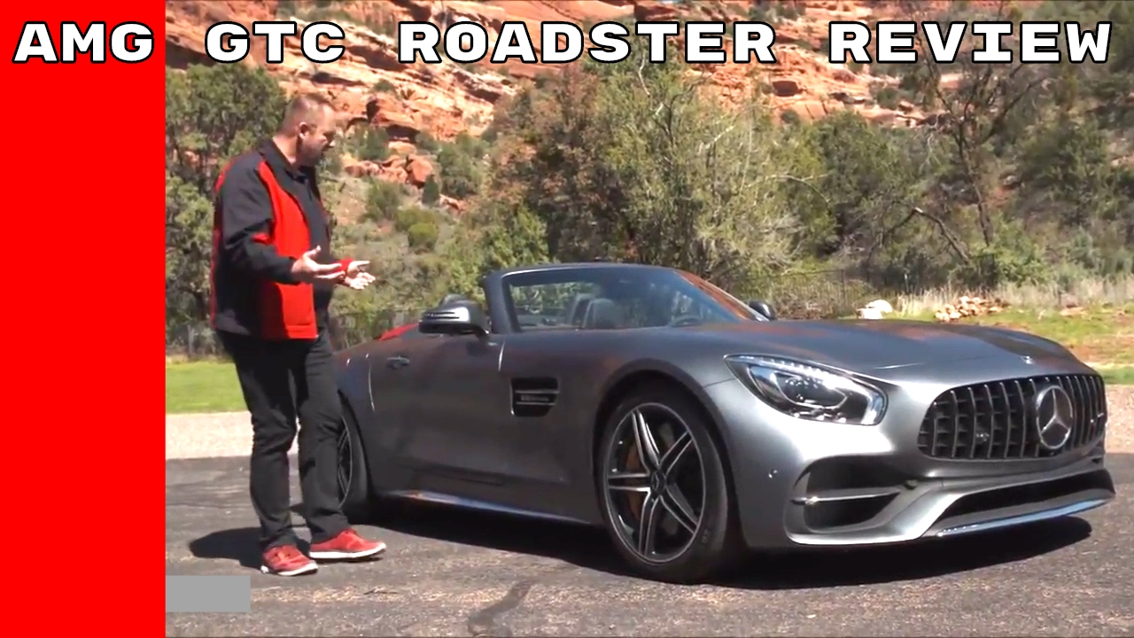 2017 mercedes amg gtc roadster review youtube. Black Bedroom Furniture Sets. Home Design Ideas