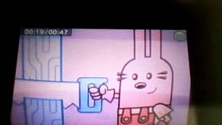 Wow Wow Wubbzy Theme Song (No Lyrics) (3DS Camera) Reverse (010)