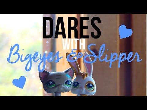 LPS: Daring Dares | With BunnySlipinVids |