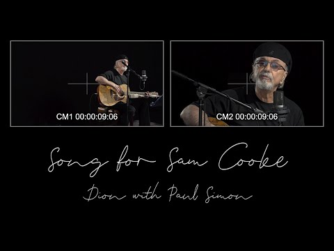 """Dion - """"Song For Sam Cooke (Here In America)"""" Featuring Paul Simon - Official Music Video"""