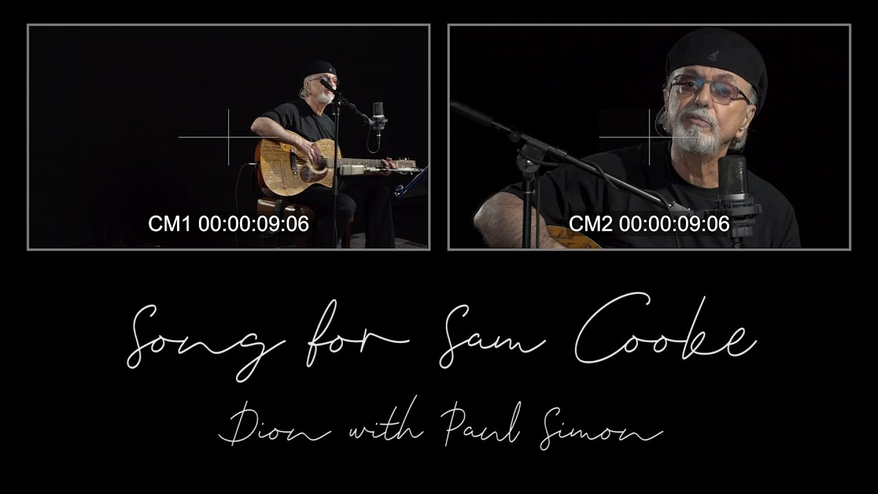 "Dion - ""Song For Sam Cooke (Here In America)"" featuring Paul Simon - Official Music Video"