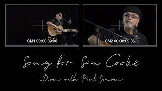 Watch Dion Song For Sam Cooke here In America video