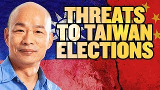 The China Threat at the Heart of Taiwan's Elections