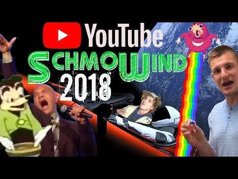 YouTube SchmoWind 2018 (Like Rewind, But Schmo)