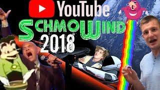YouTube SchmoWind 2018 (Like Rewind, But Schmo)